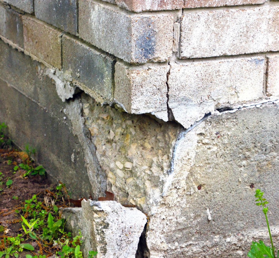 What is a foundation leak?